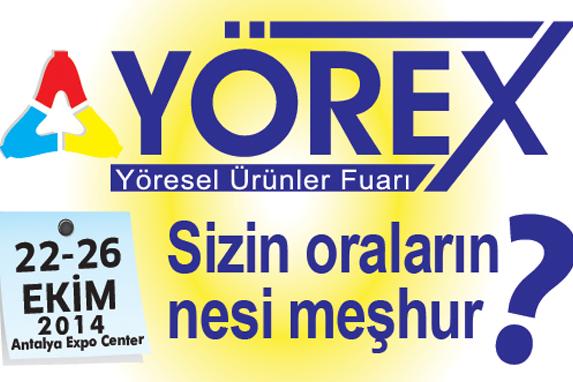 5.Y�REX Y�RESEL �R�NLER FUARI